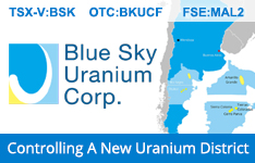 Learn More about Blue Sky Uranium Corp.