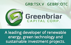 Greenbriar Capital Corp.