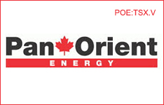 Pan Orient Energy Corp.