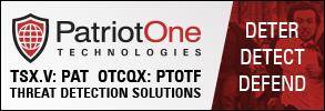 Patriot One Technologies Inc.