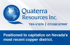 Quaterra Resources Inc.
