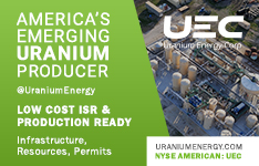 Learn More about Uranium Energy Corp.
